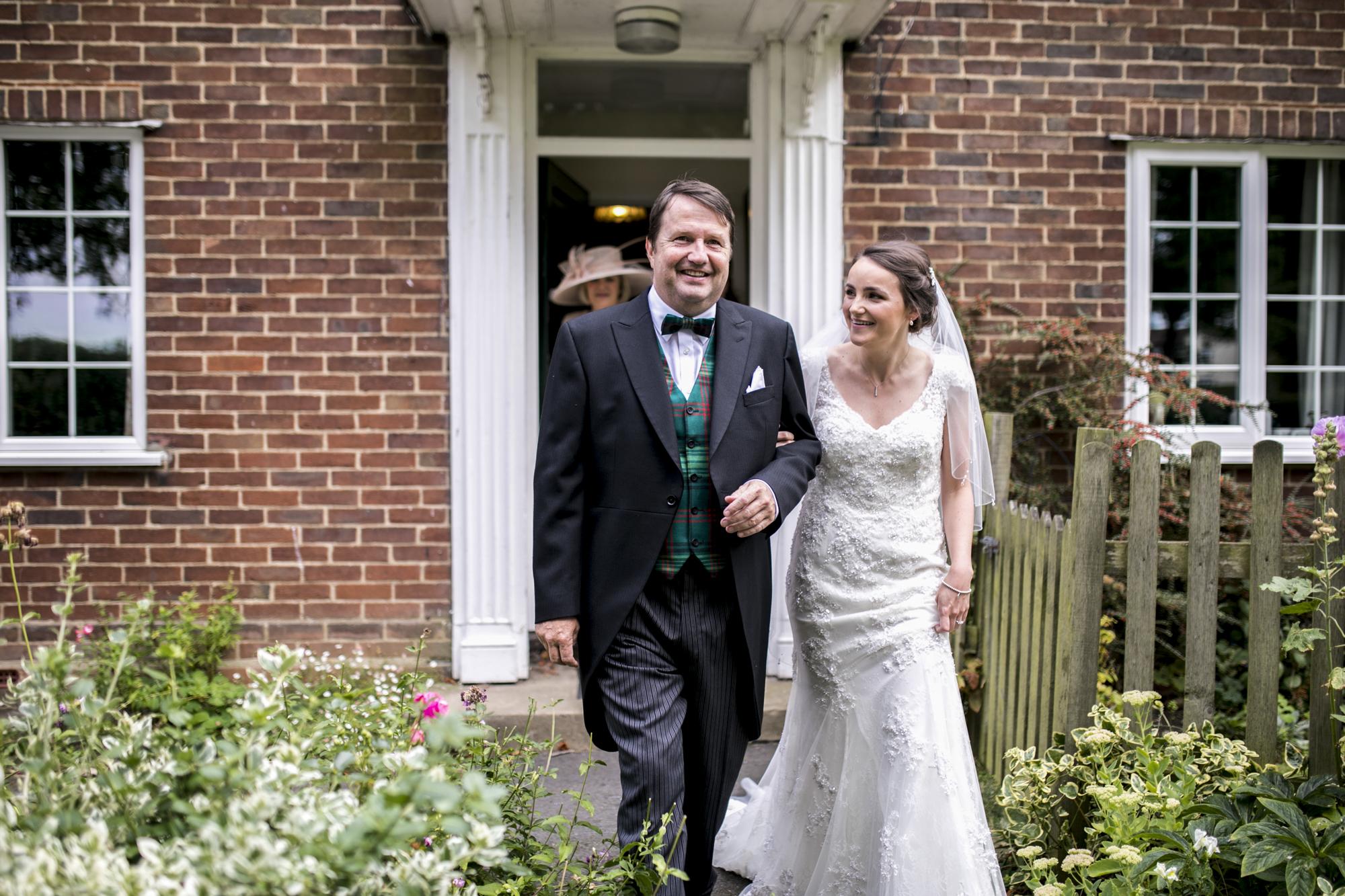 FOTB, Bride, Scottish Wedding