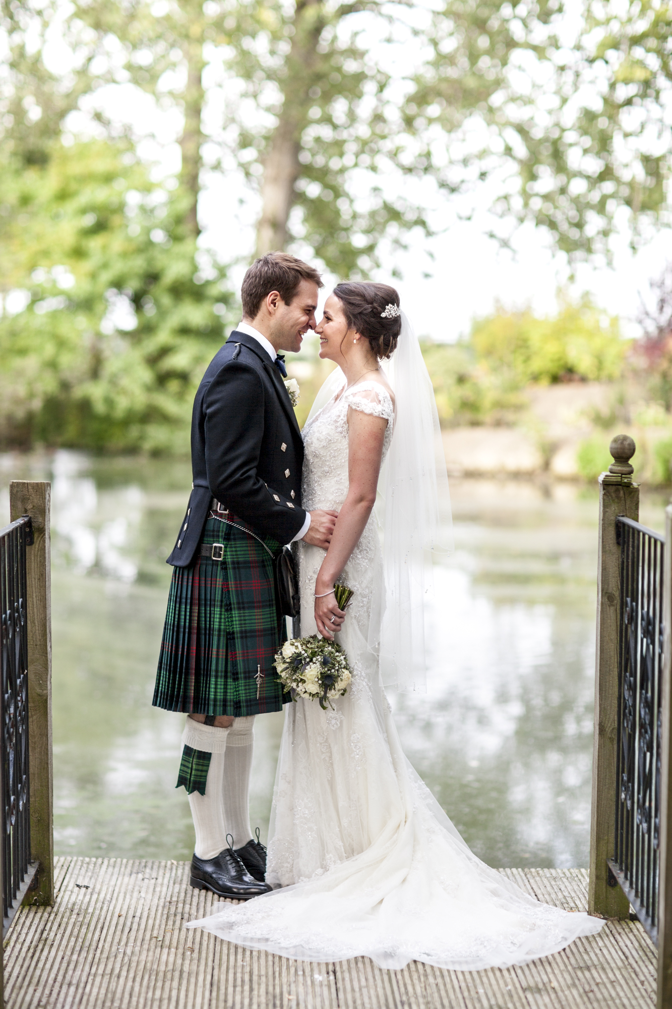 Summer Wedding, Lake, Luxury Wedding Venue