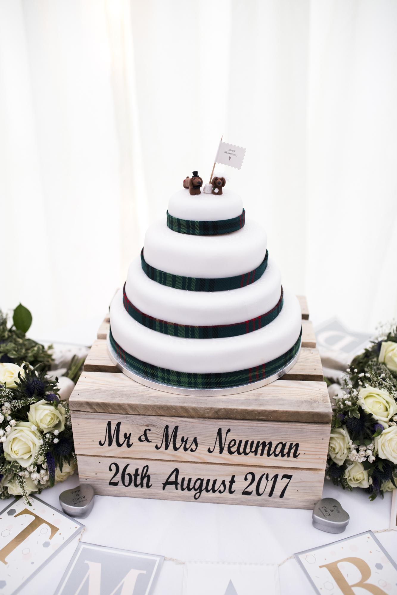 Wedding Cake, Sausage Dog,