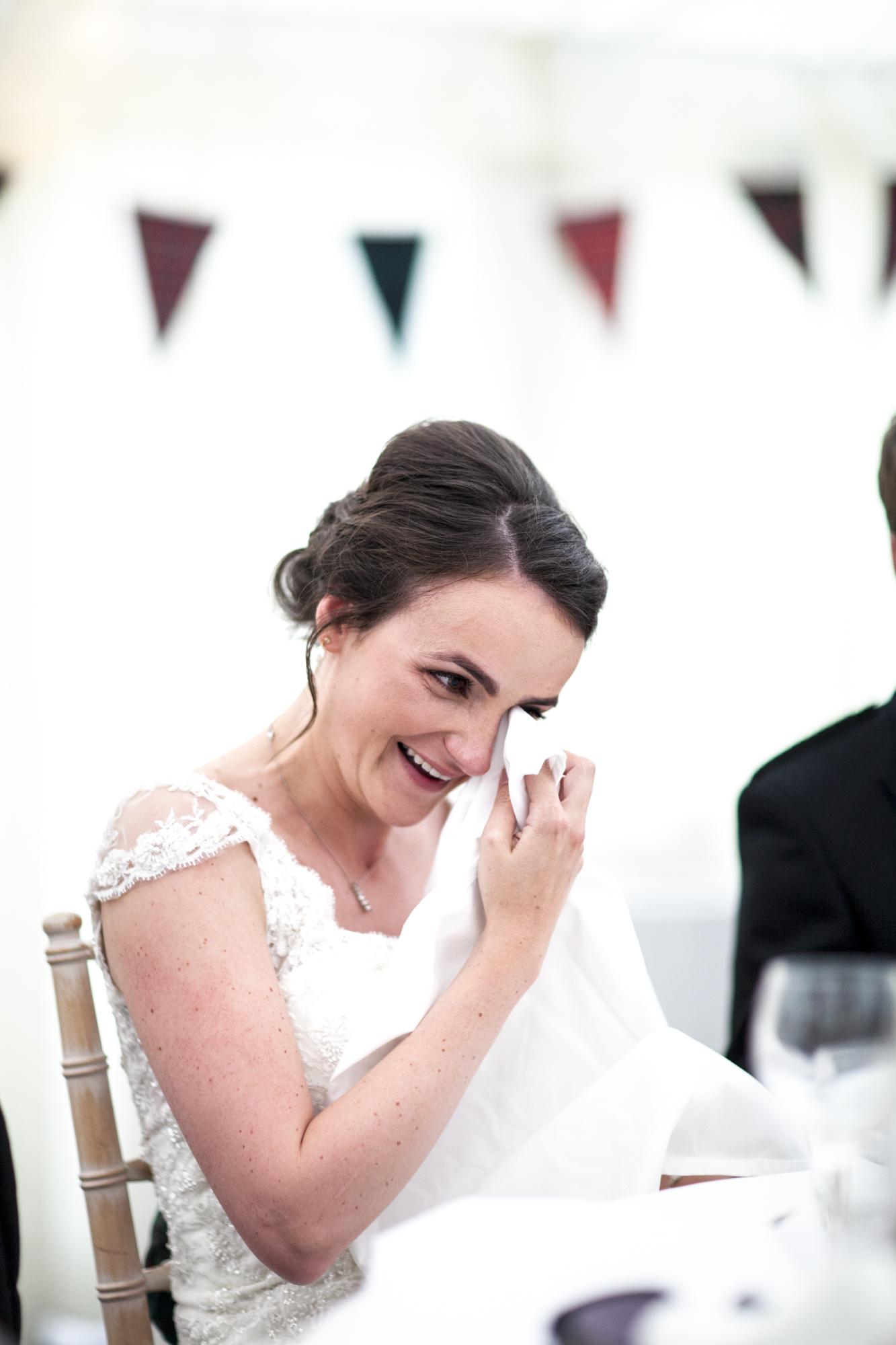 Bride, Speeches,
