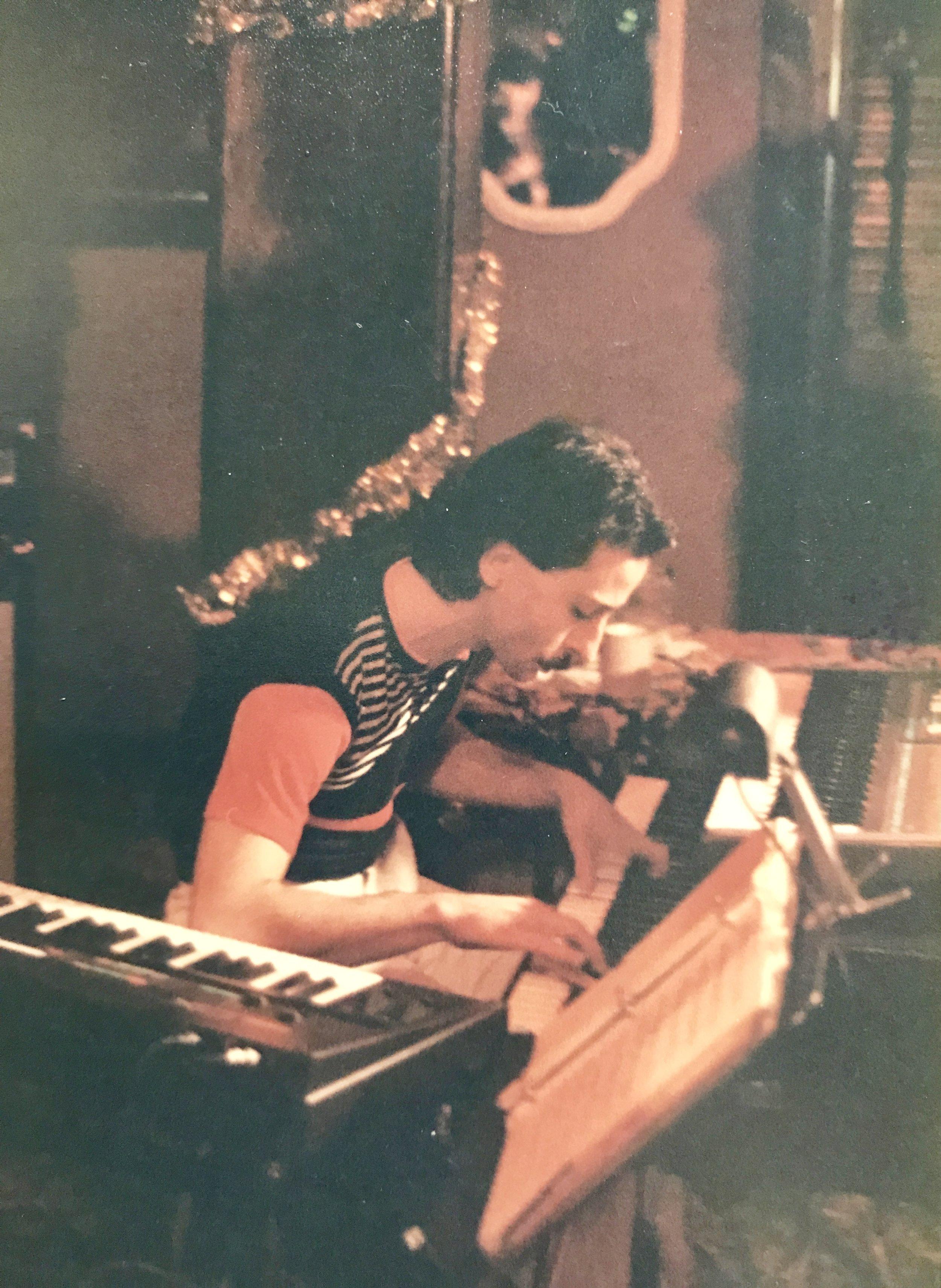 Jim Sturges (1985)