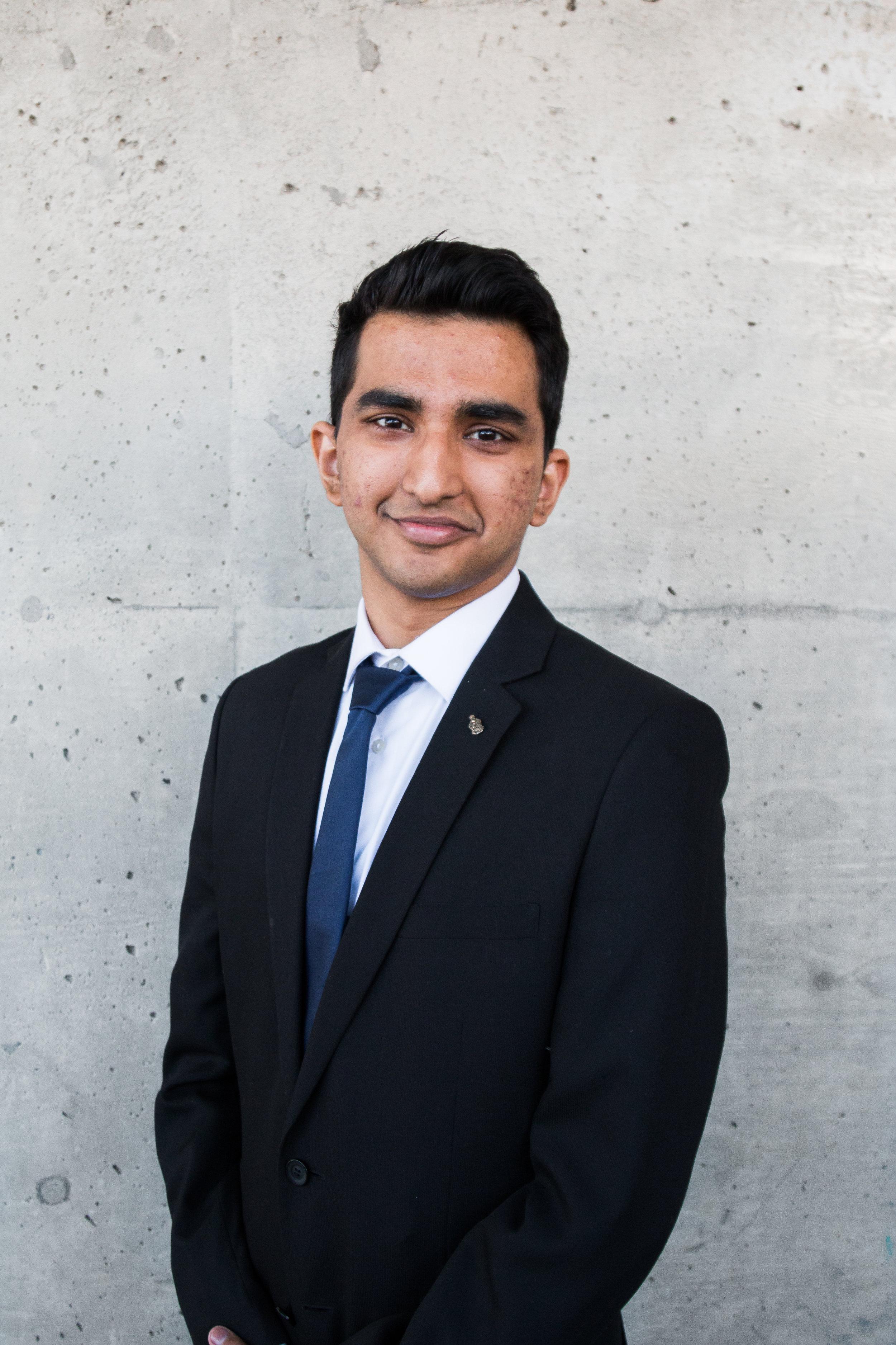 Sarhan Hassan   VP Finance