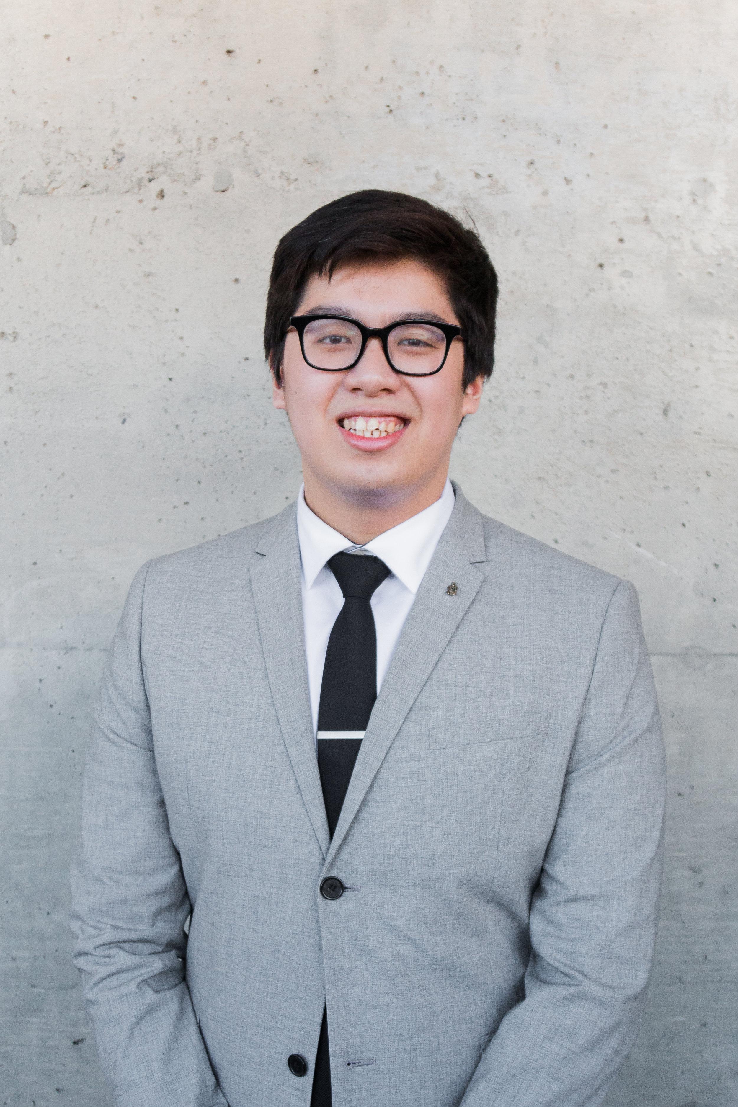 Kurt Tan   VP Membership