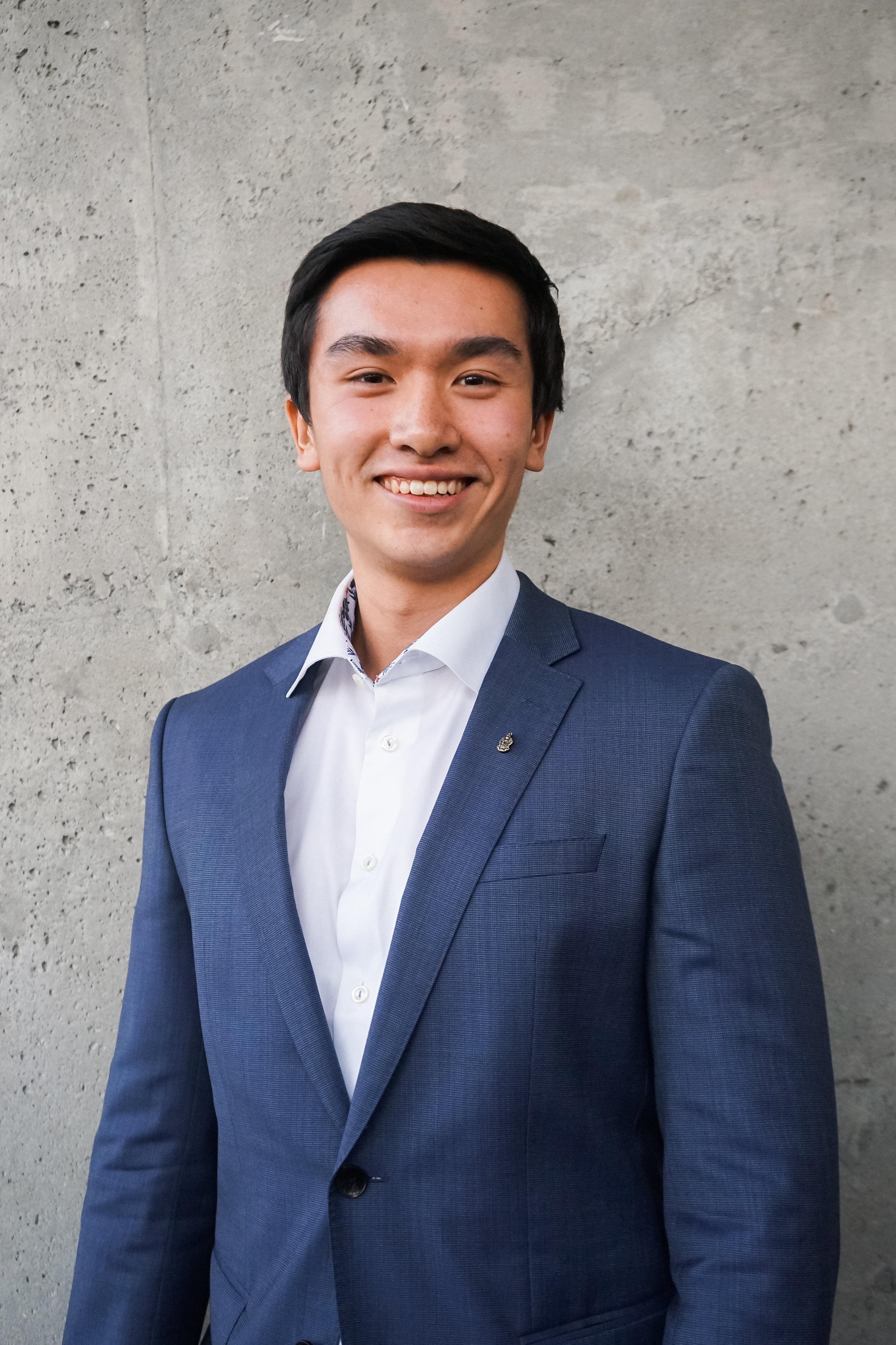 Benjamin Lam   Health & Wellness Director