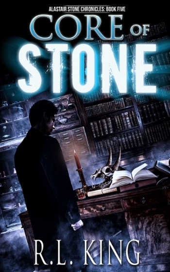 Core of Stone, original novel by R.L. King