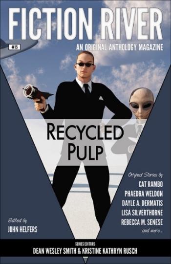 Fiction River: Recycled Pulp, Original Anthology, WMG Publishing