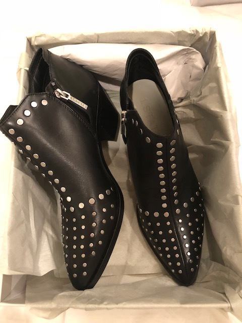 Studded Booties:  1. STATE These bad boys come in 3 other colors as well.