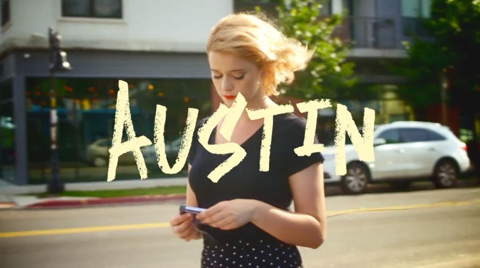 """""""Austin"""" by Hannah Gill"""