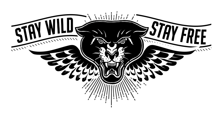 Native Products Stay Wild, Stay Free