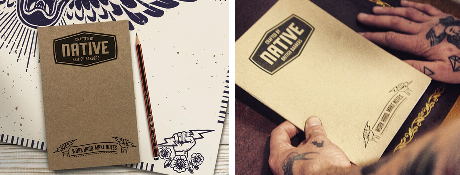 Native Products Notebook