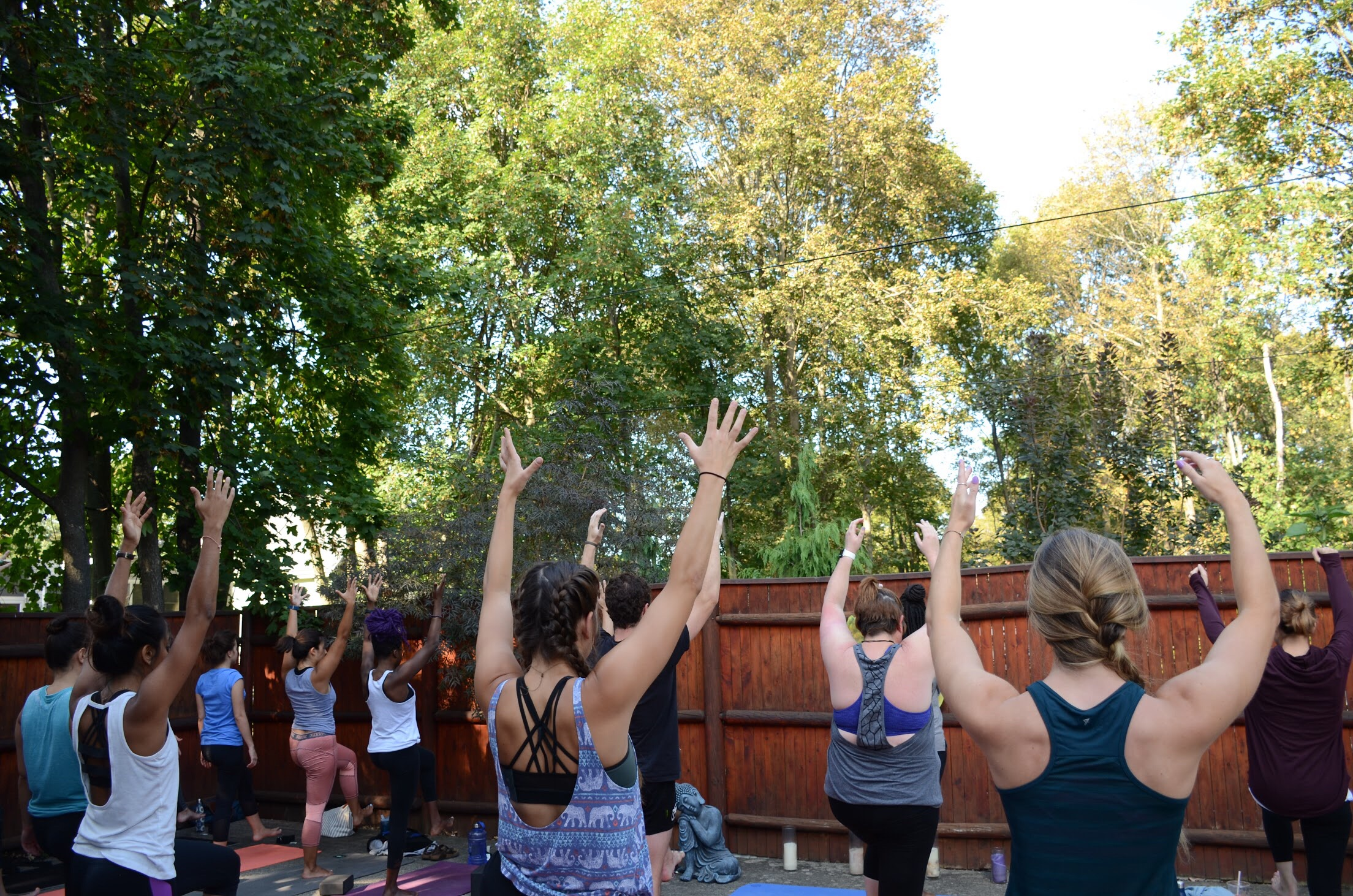 Review of Ganja Yoga Class