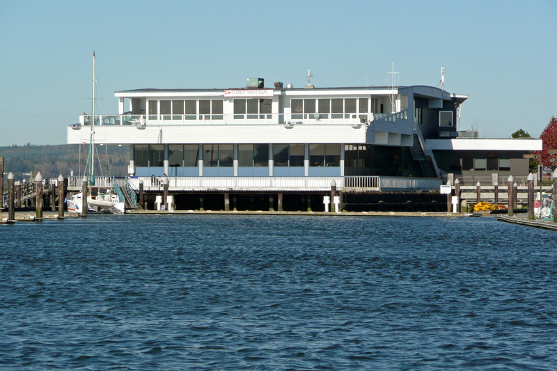 The Everett Yacht Club   Looking for that perfect waterfront location for your dream wedding or event? Look no further! The Historic Everett Yacht Club built in 1968, offers it's beautiful second story, waterfront club house as the perfect venue for your next event!