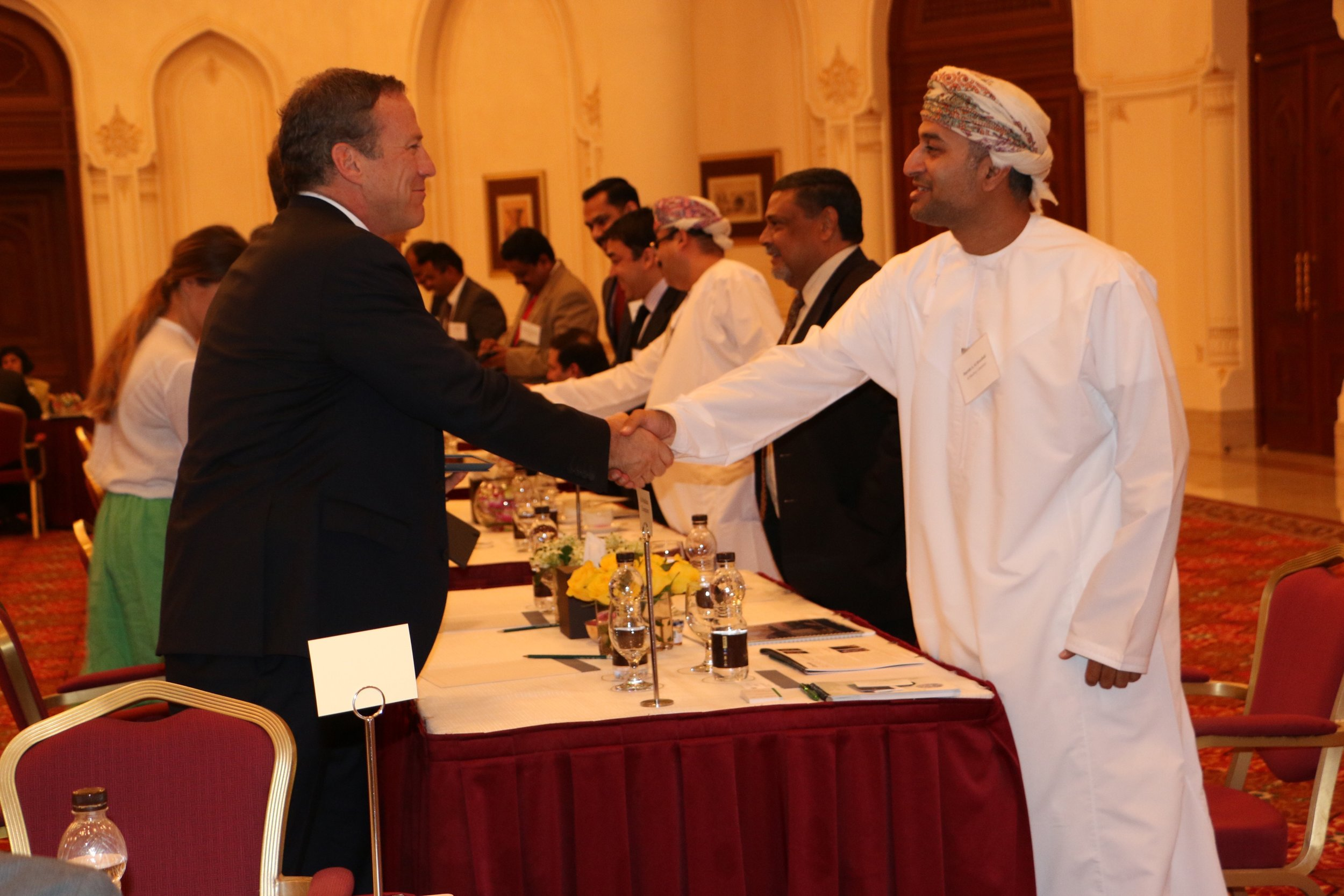 U.S. Commerce Dept Private Equity Trade Mission to Oman