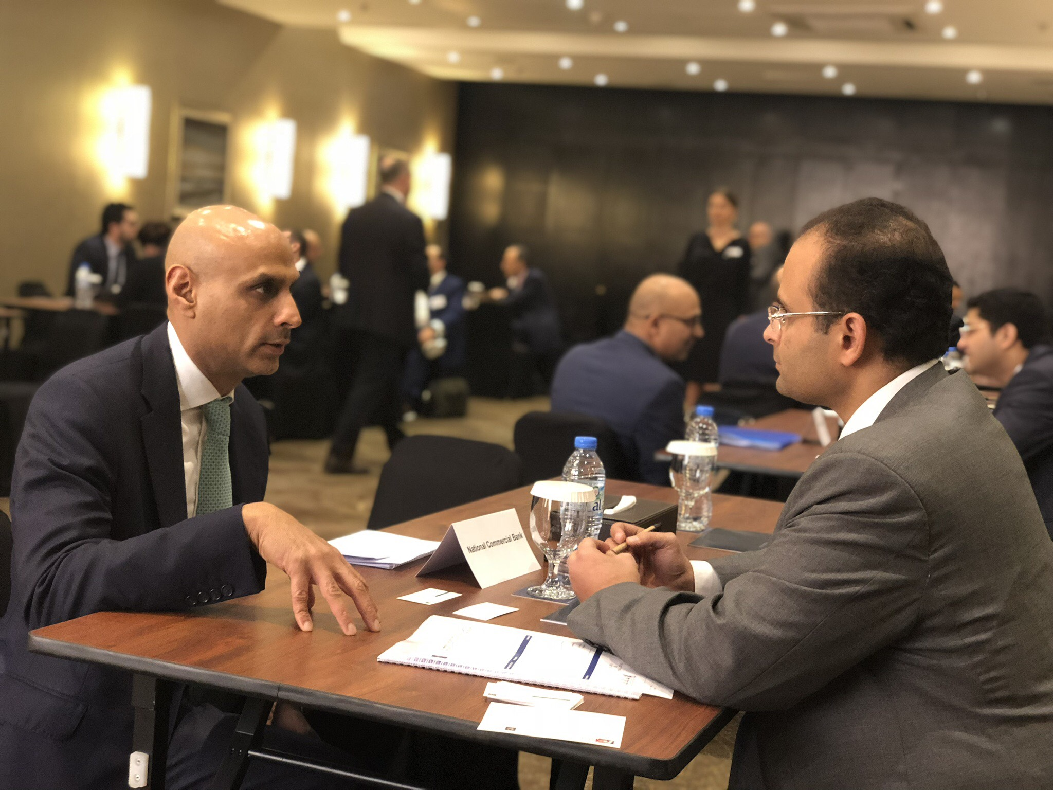 Trade Mission in 2018 Hosted 20+ Omani LPs
