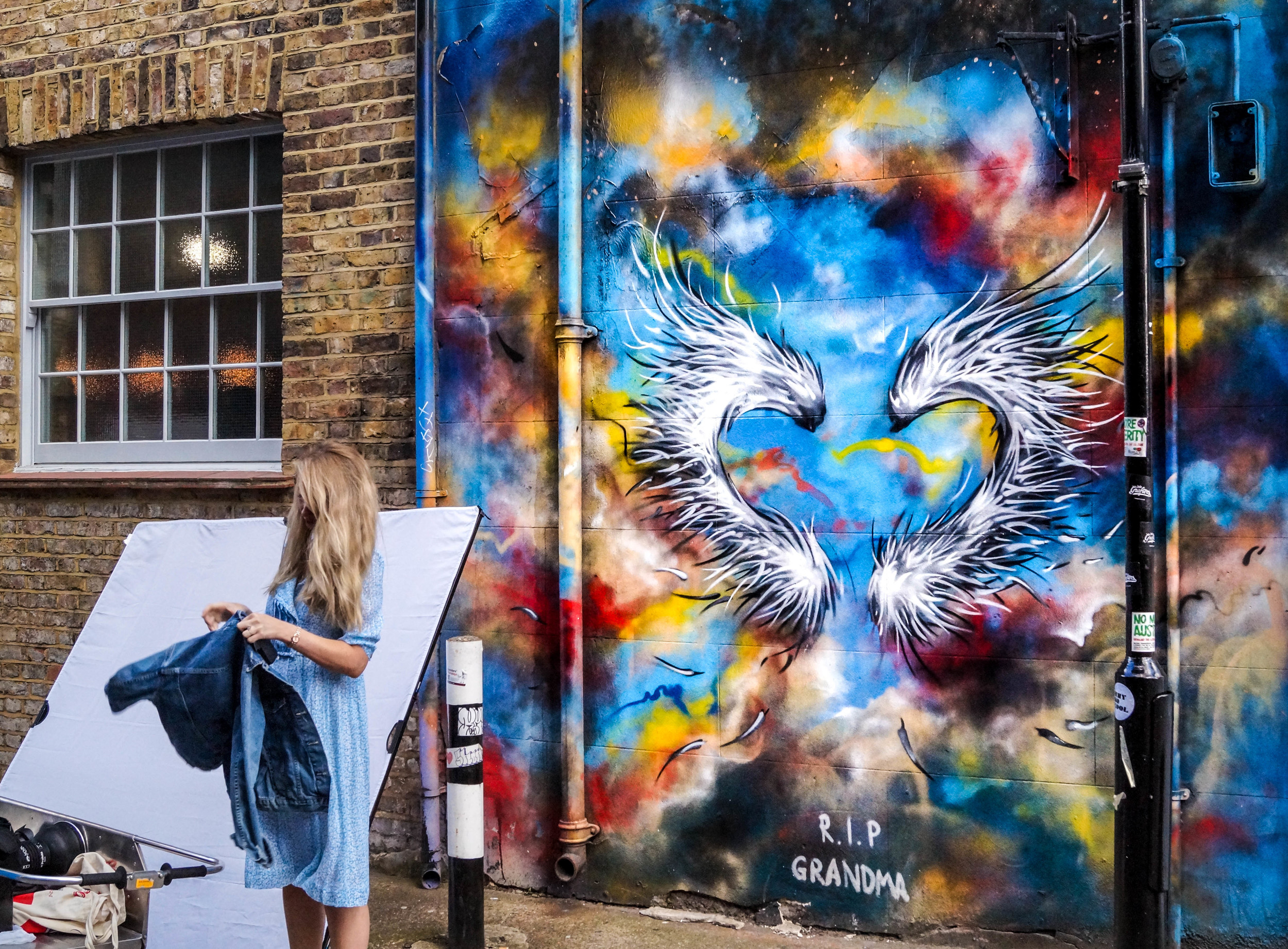 Brick Lane Art