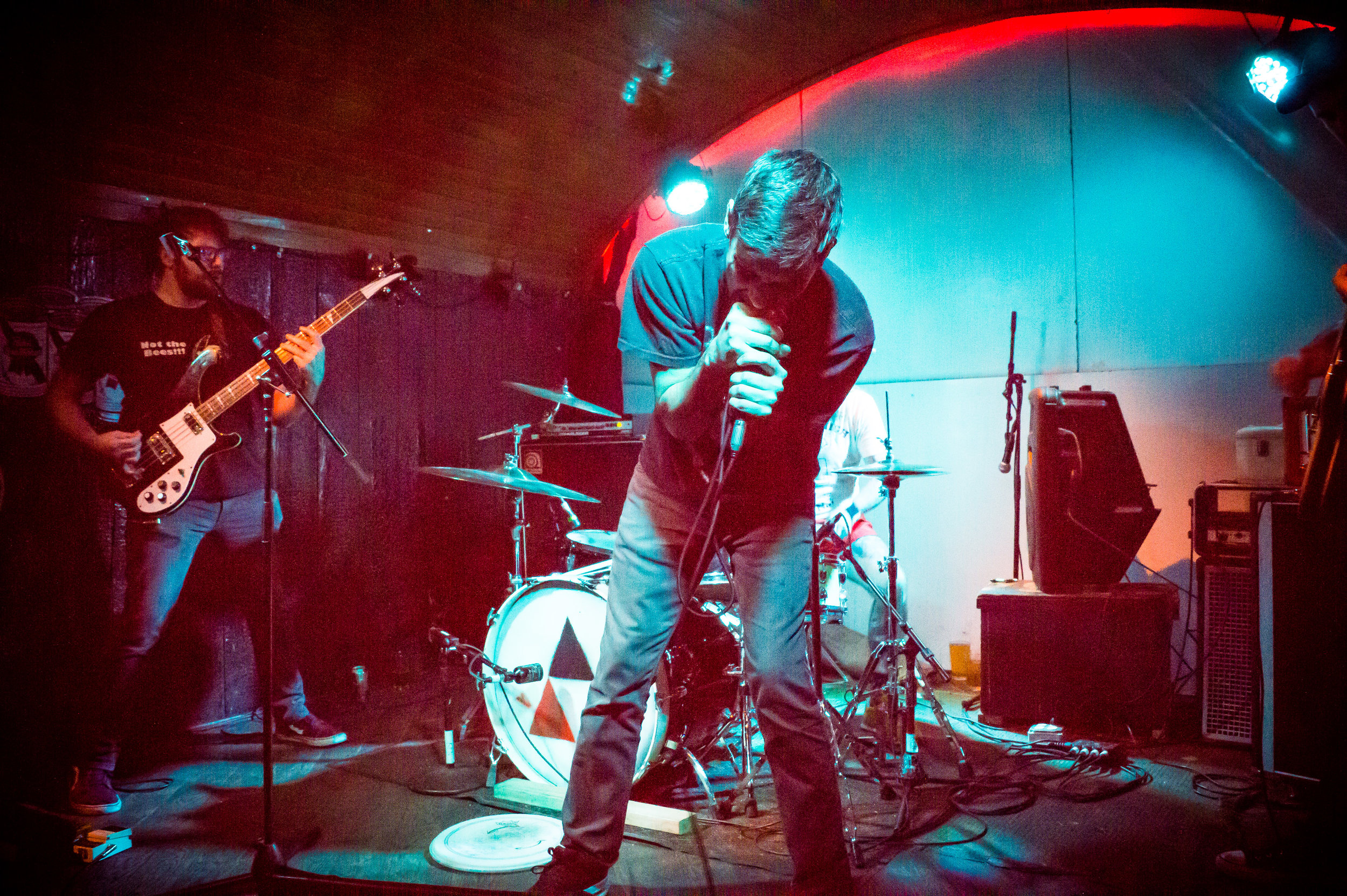 From Creepoid's EP release show at Kung fu Necktie