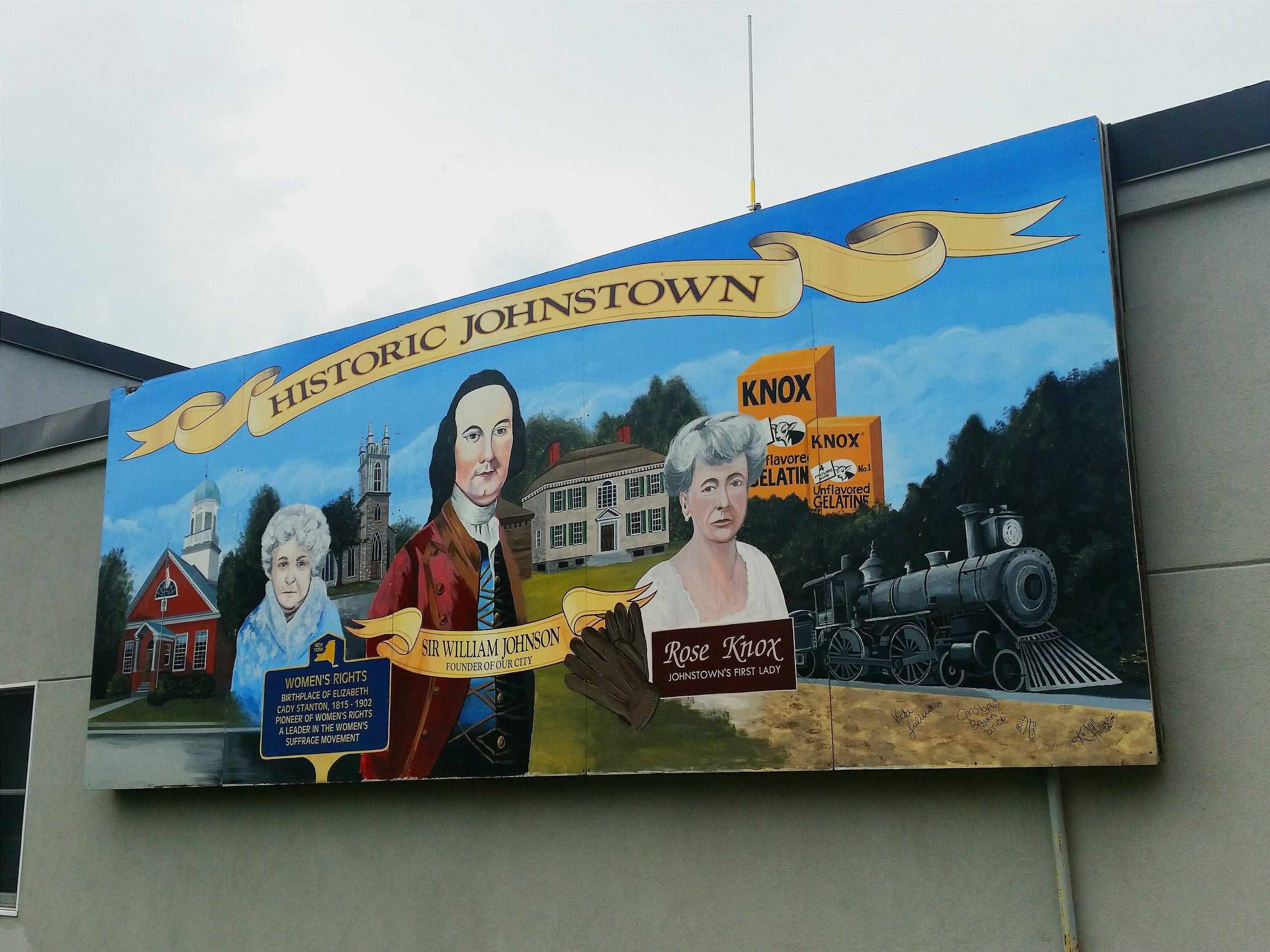 Johnstown, NY