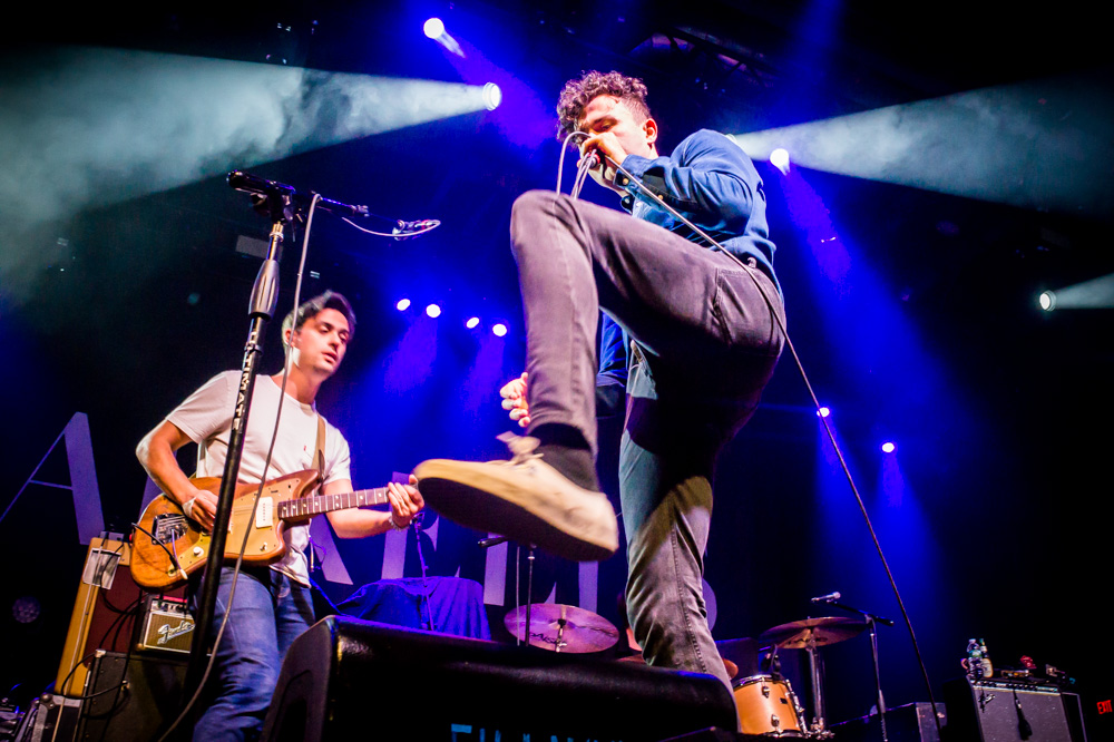 The Arkells | Opening for Frank Turner | The Fillmore | January 20, 2017