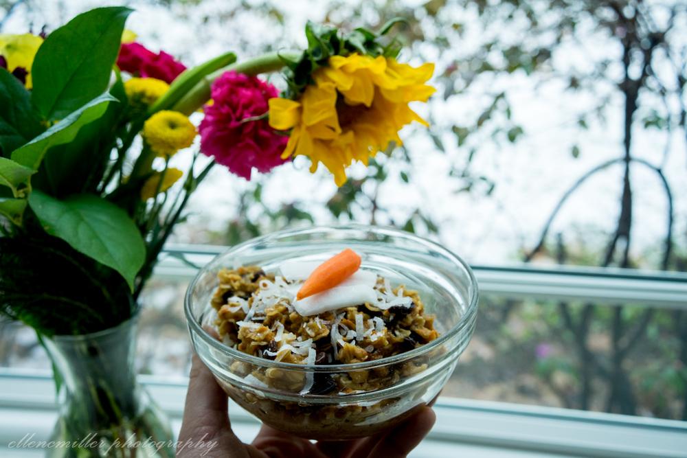 Carrot Cake oats