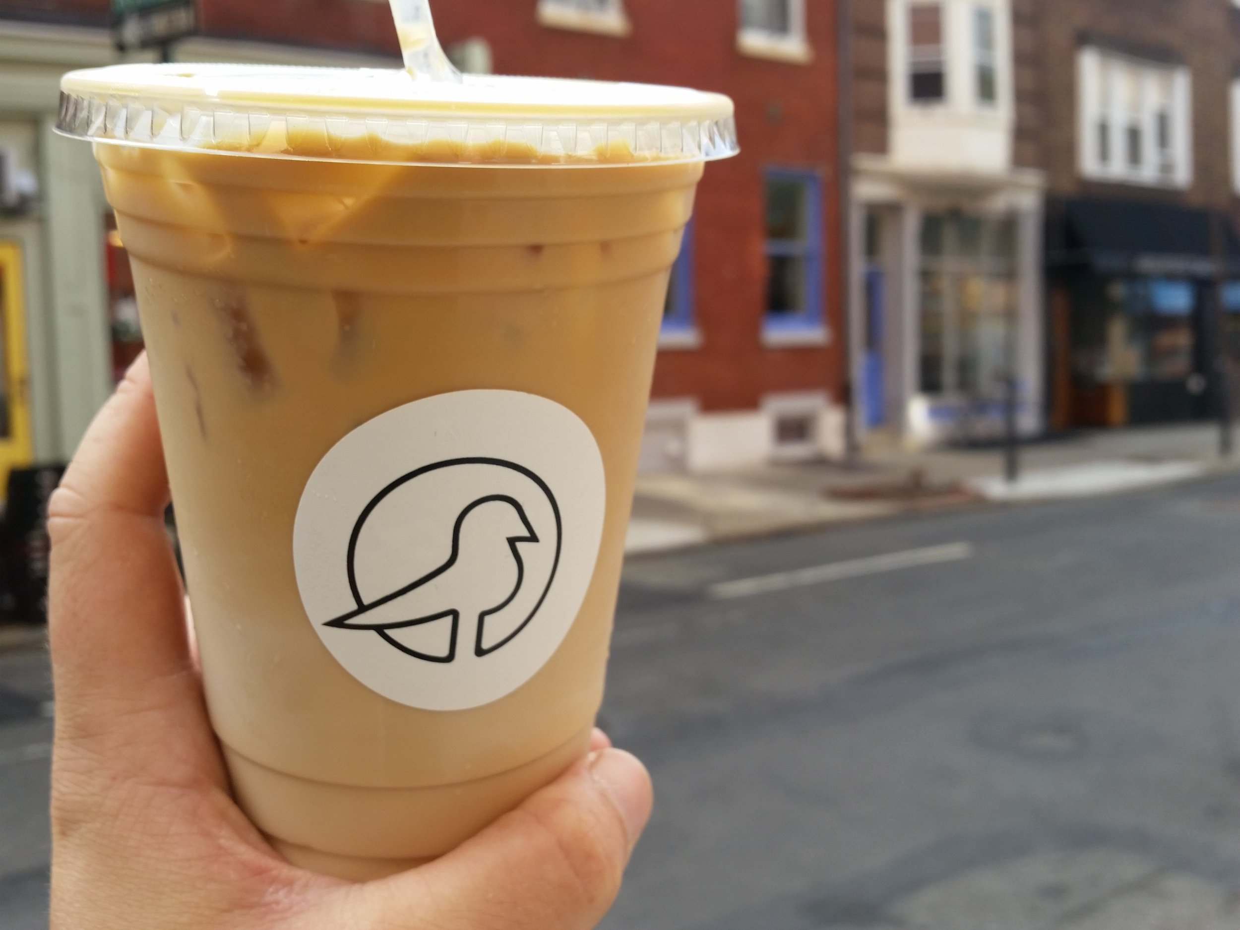 Iced Latte | Philadelphia, PA