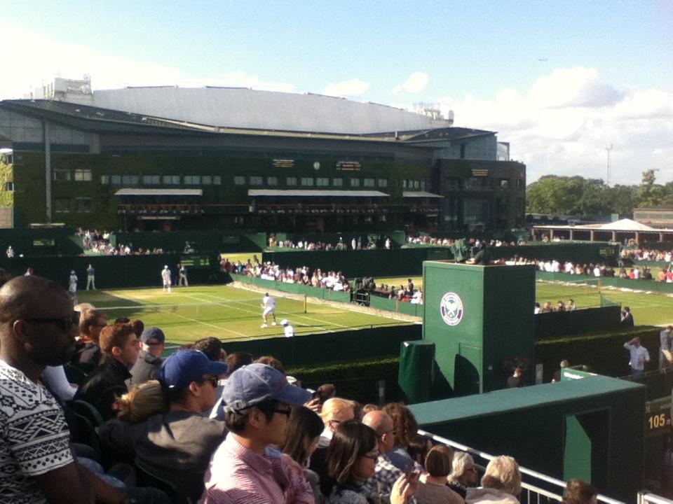 Wimbledon, June/2014