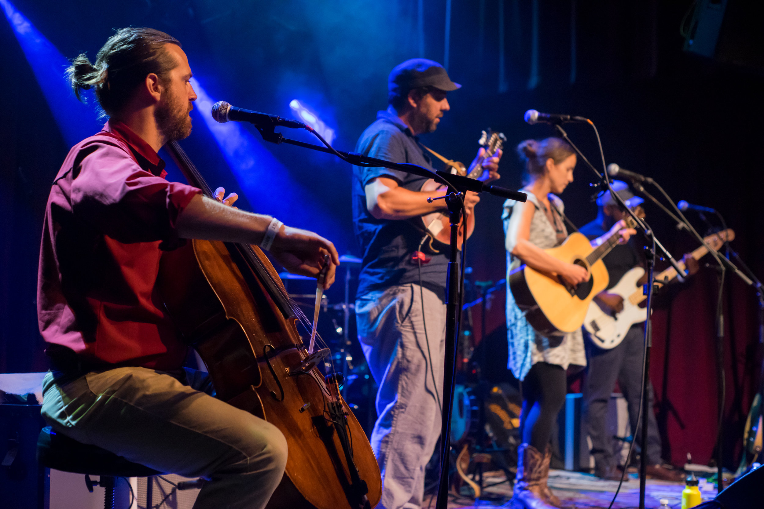 Under the Oak at Ardmore Music Hall