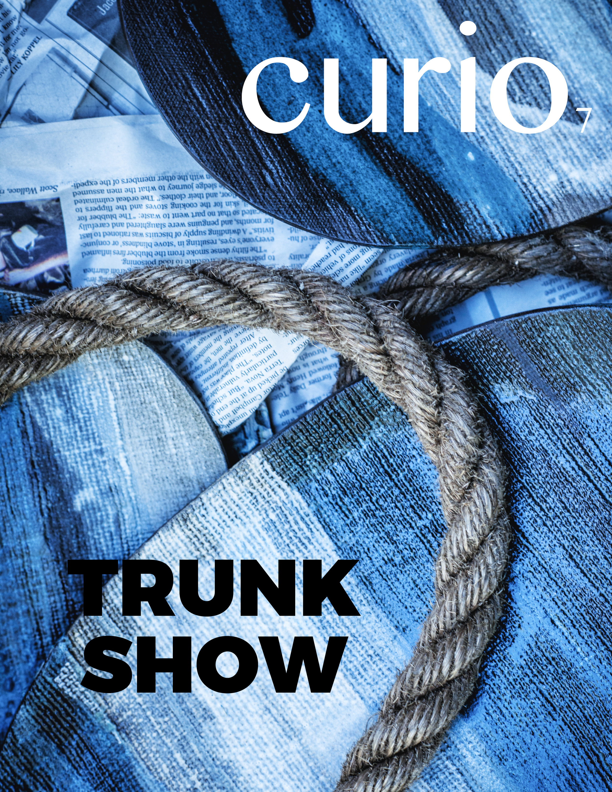 ISSUE 7: TRUNK SHOW