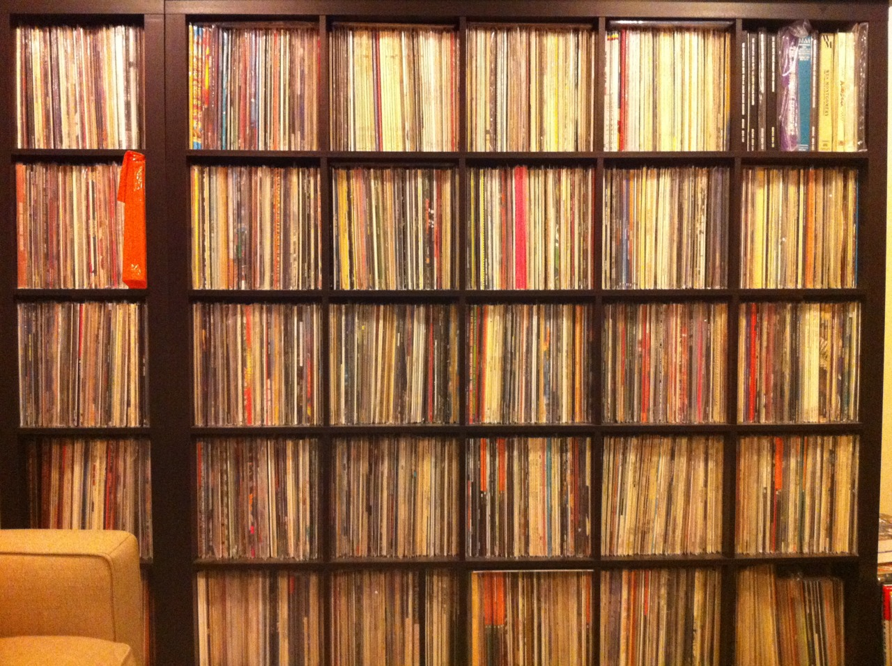 Records.    This will be the only place where you can read about my records and what I think about them. Take that!