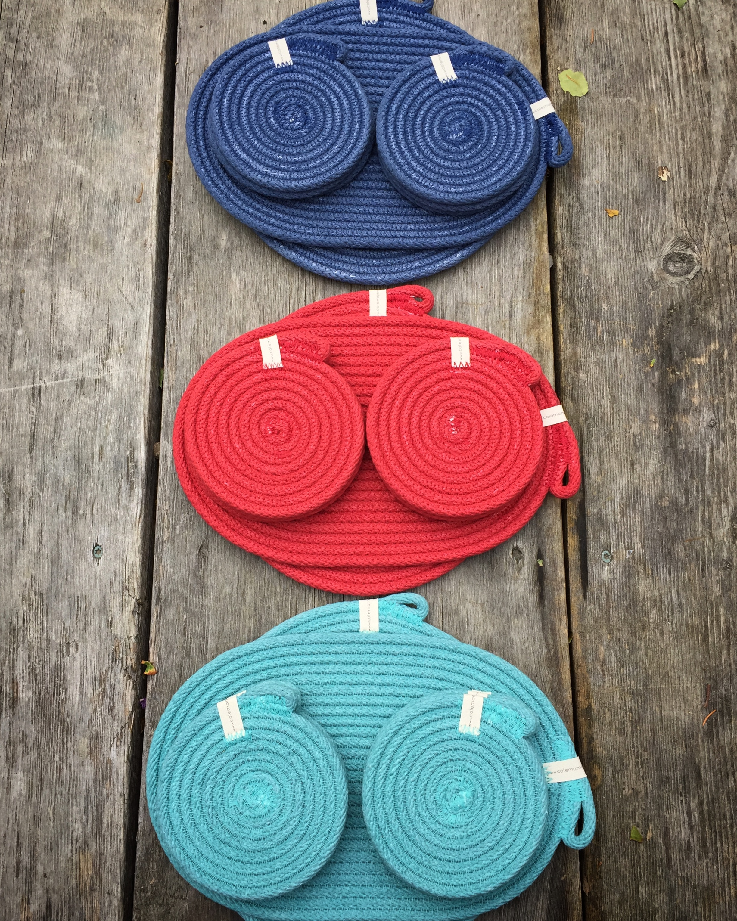 | | coasters and trivets | |