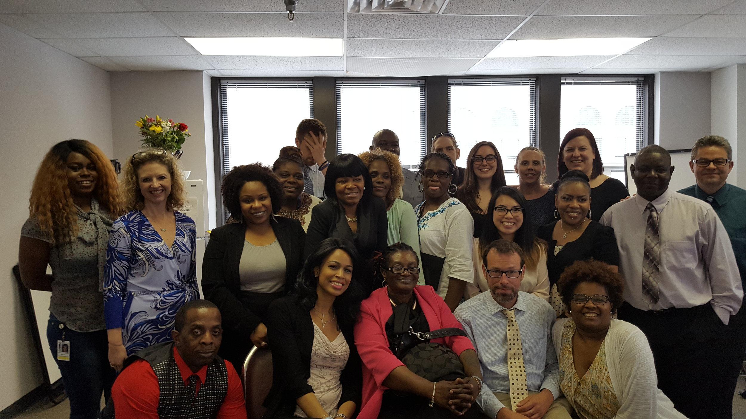 Philadelphia DBHIDS/Institute March 2016 CPS Training