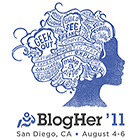 BlogHer '11 | Discussion Leader | Birds of a Feather Track Two: Twitterholics | August 2011