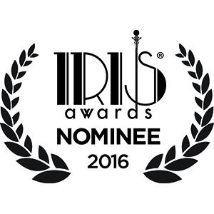 2016 Iris Awards Nominee