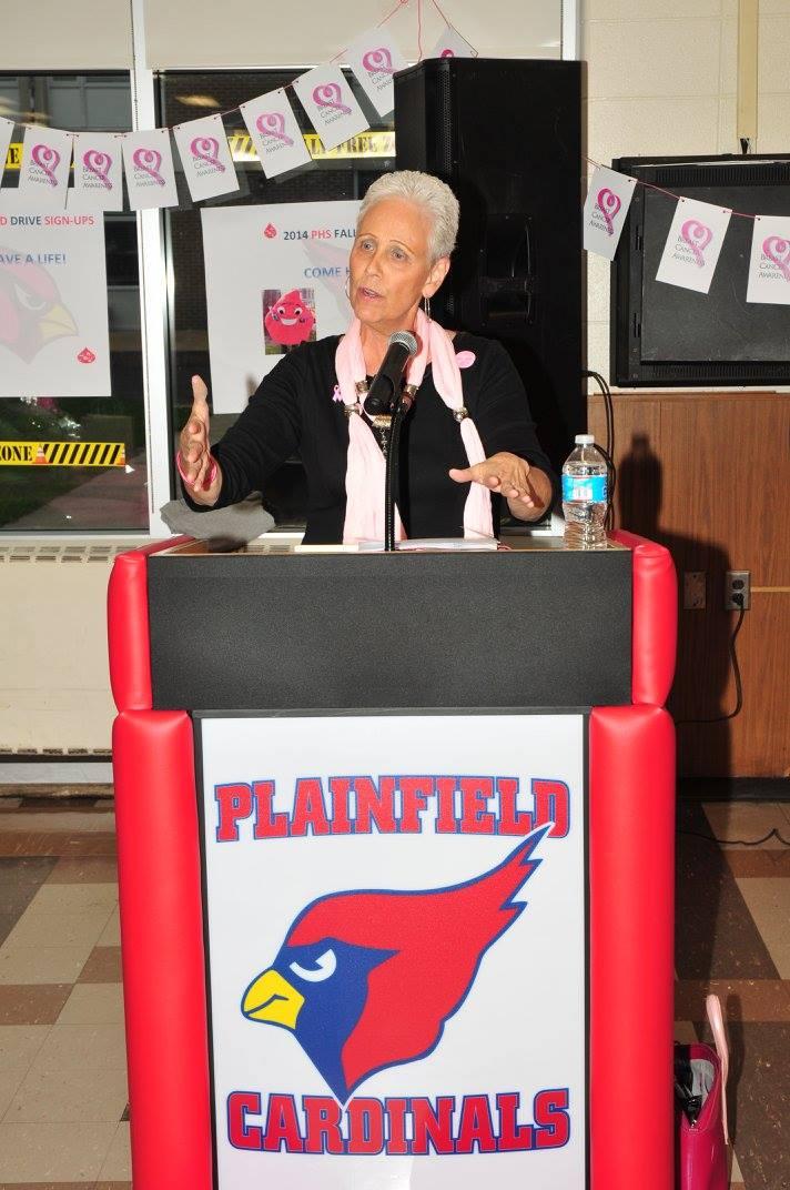 2014 Plainfield Board Of Education Breast Cancer Health Fair