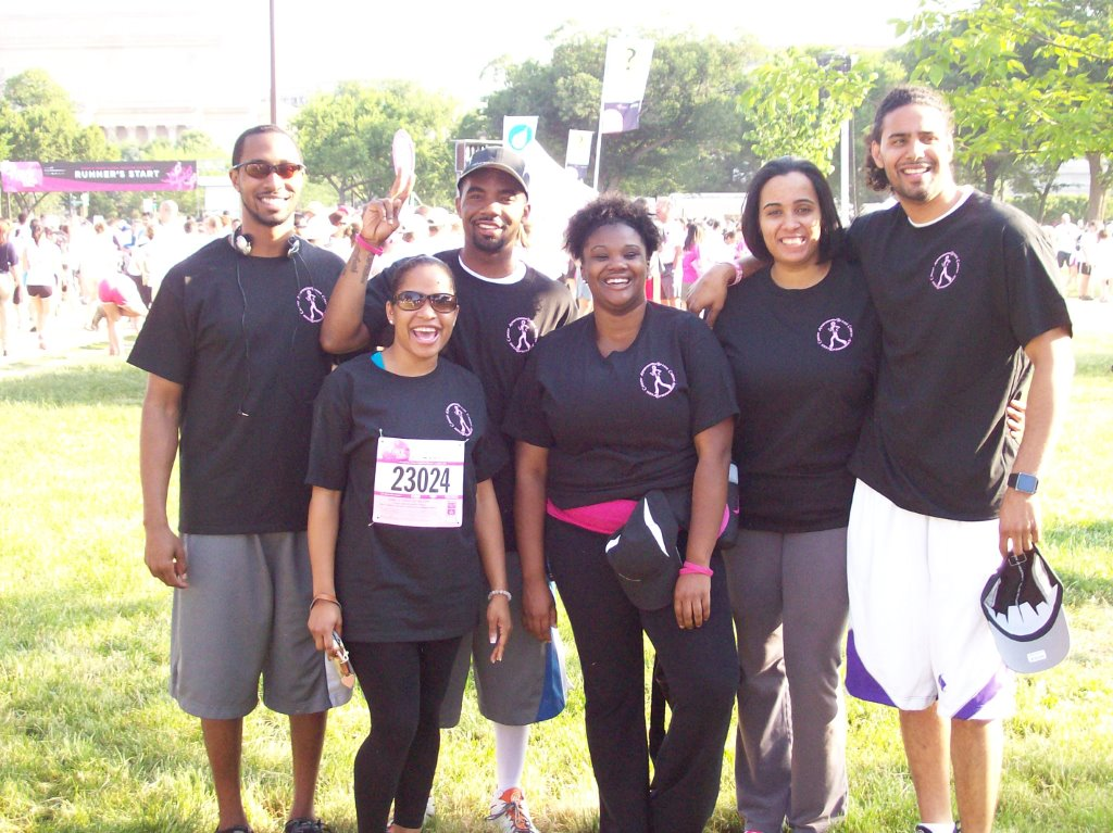 2011 Race for the Cure – Children of Survivors