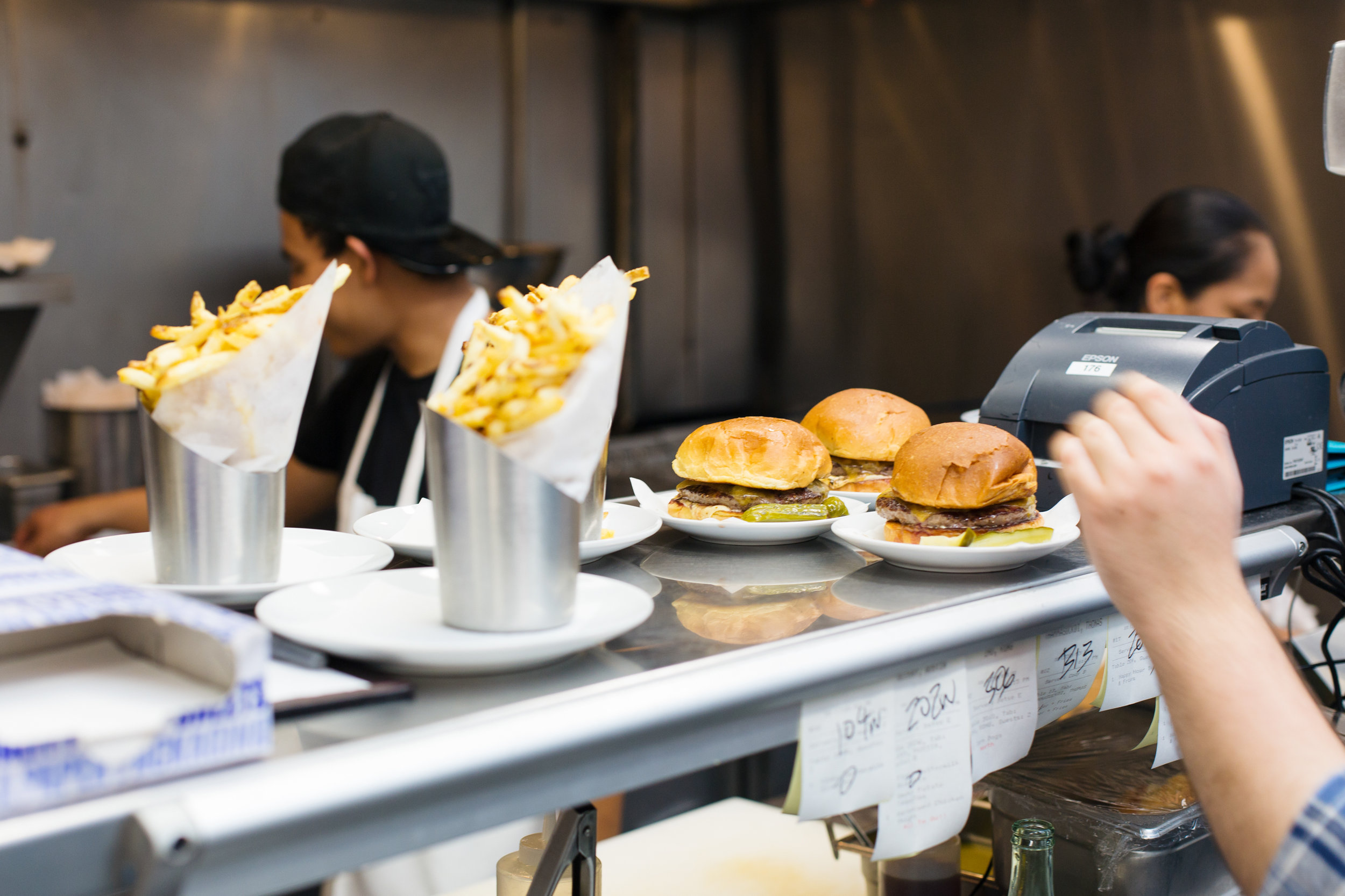 Burgers and Fries on deck.jpg