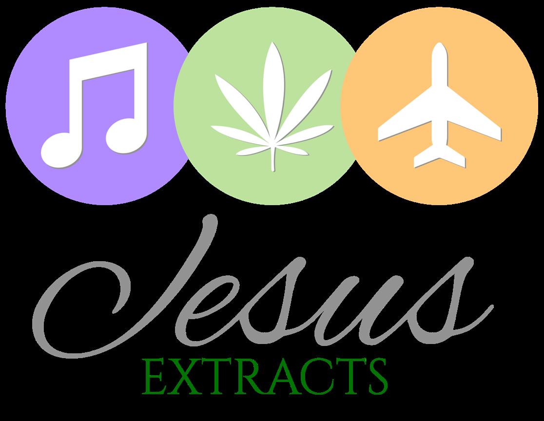 ryanalvarado-jesus-extracts-logo-design