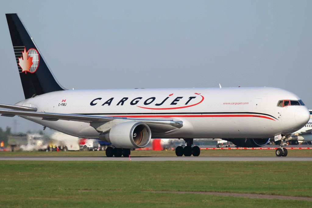 CargoJet - bike delivery - rideFATbikes.ca