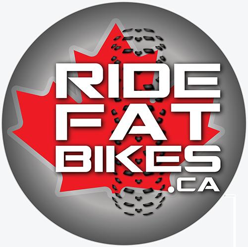 RIDEFATBIKES.ca LOGO - Fat Bikes in Canada