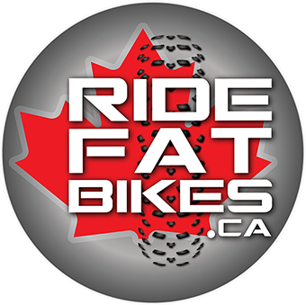 RIDEFATBIKES.ca LOGO - Custom Builder of FAT BIKES in CANADA