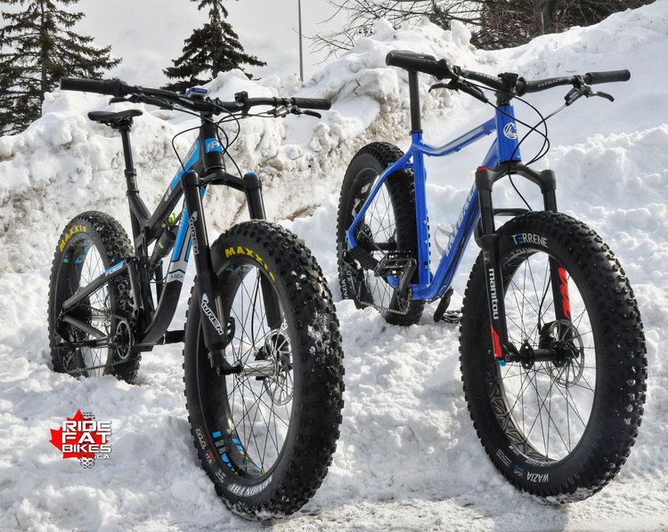 WINTER +-- + FAT+BIKE+SUSPENSION+FORK+SHOOTOUT+-+Bluto+-+Wren+-+Manitou+Mastodon+-+Lauf+-+Lefty+-+Best+fat+bike+suspension+fork+-+RideFATBIkes.jpg