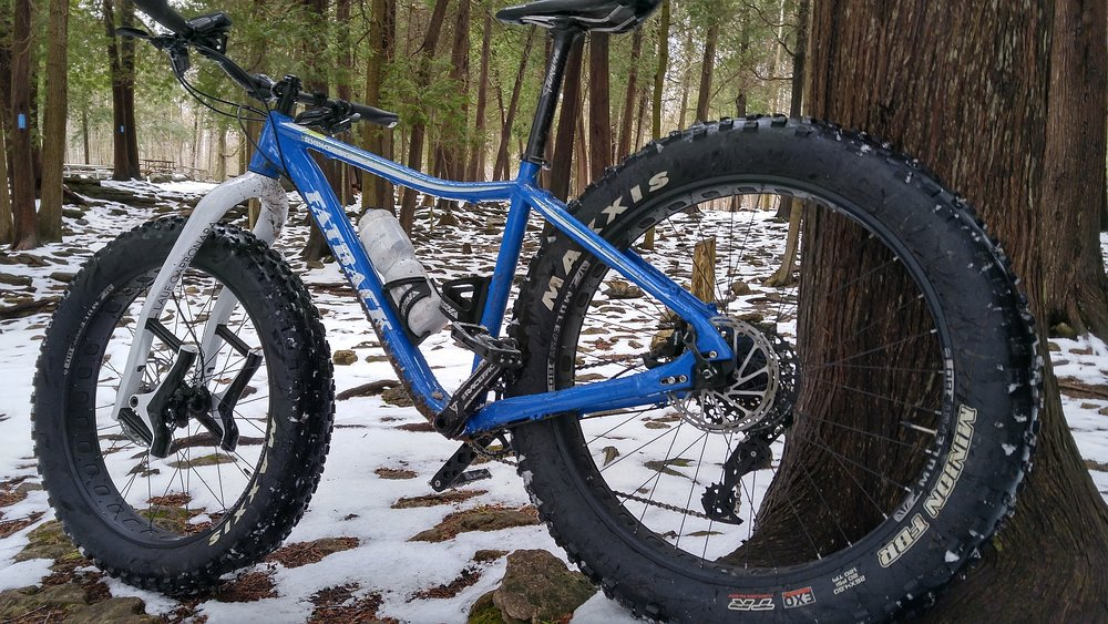 LAUF CARBONARA - PRODUCT REVIEW - RIDEFATBIKES.ca - FAT BIKES in CANADA