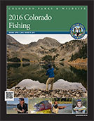 Click here for the 2016 Colorado Fishing Regulations Brochure