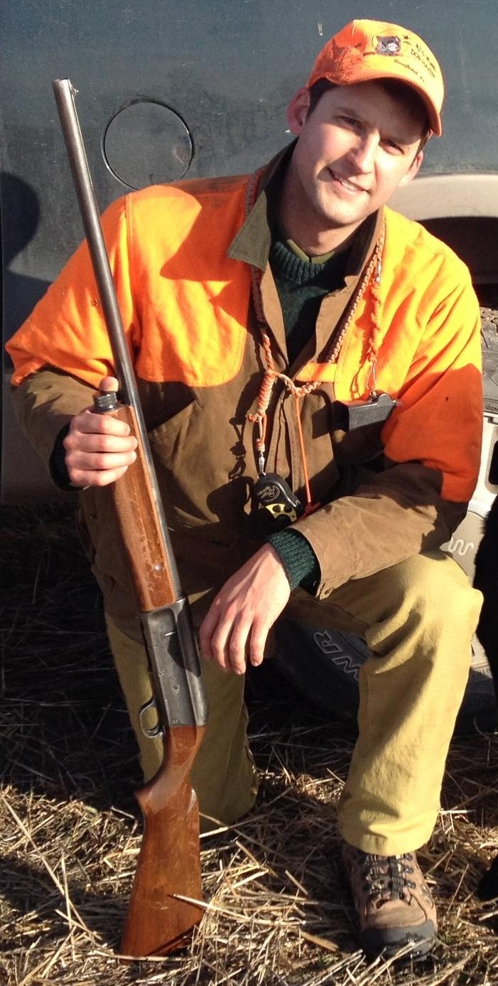 Nate Gilbert, Kansas Hunting Violation Attorney