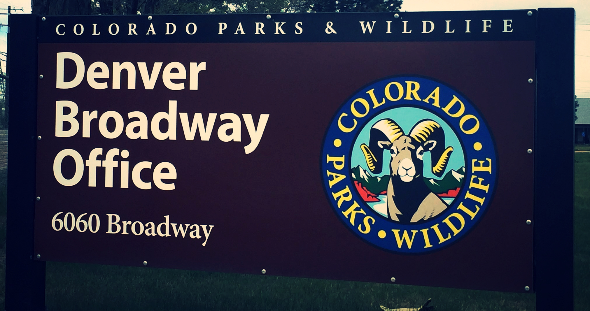 Many hearings for the Colorado Parks and Wildlife Commission take place at the Denver Broadway Office.
