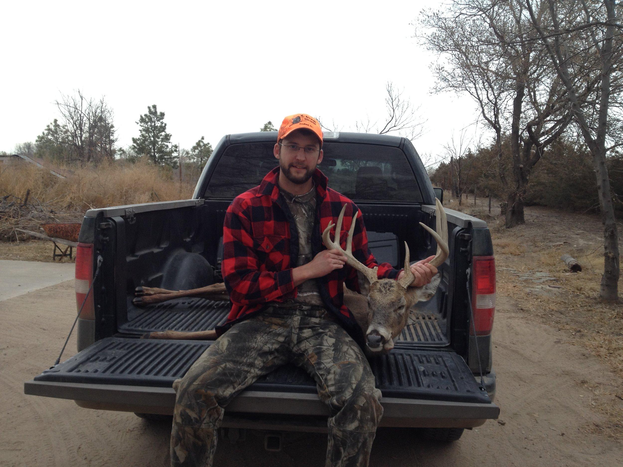 Hunting Defense Attorney Nathaniel Gilbert