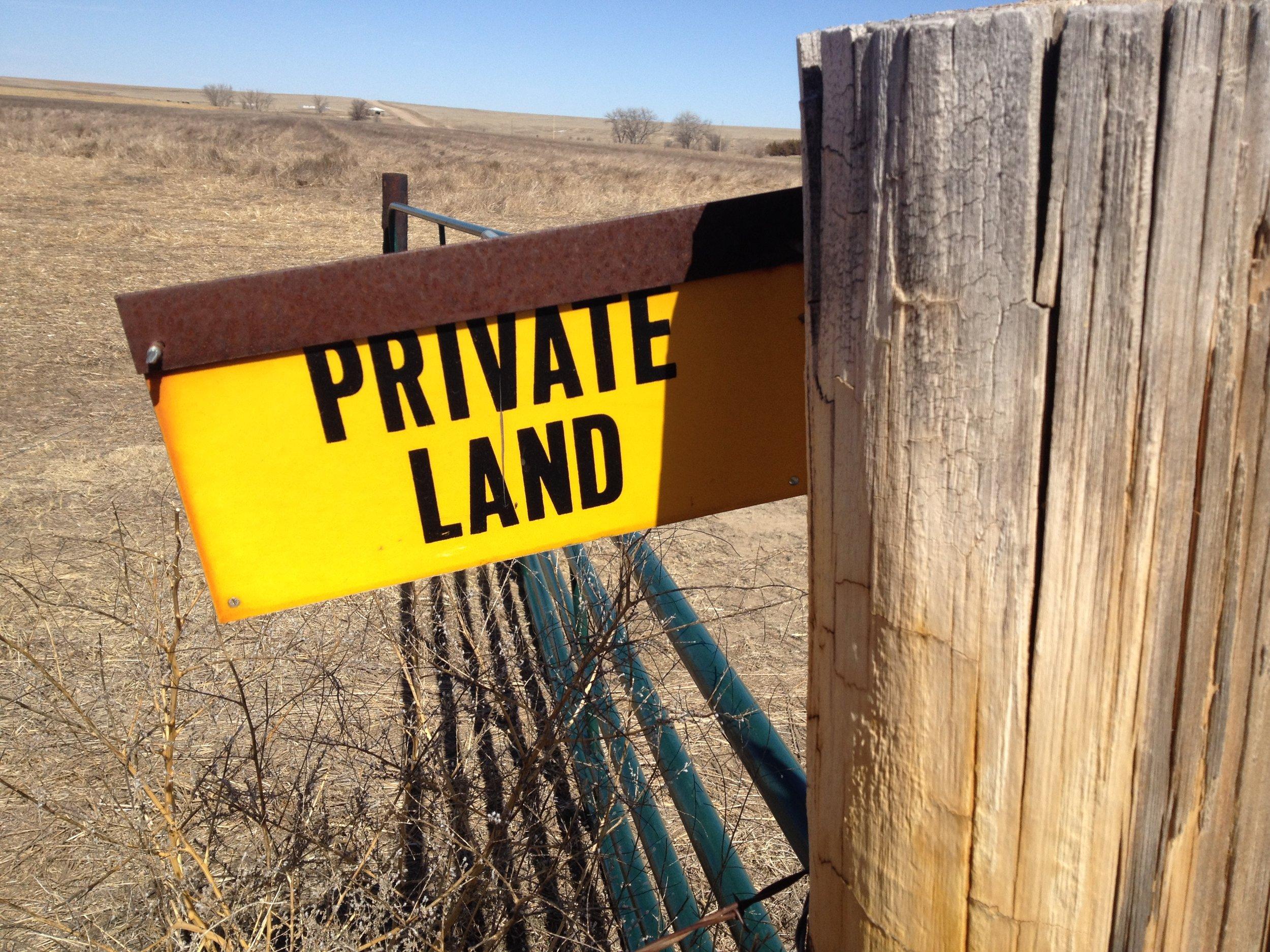 Trespassing Ticket Defense