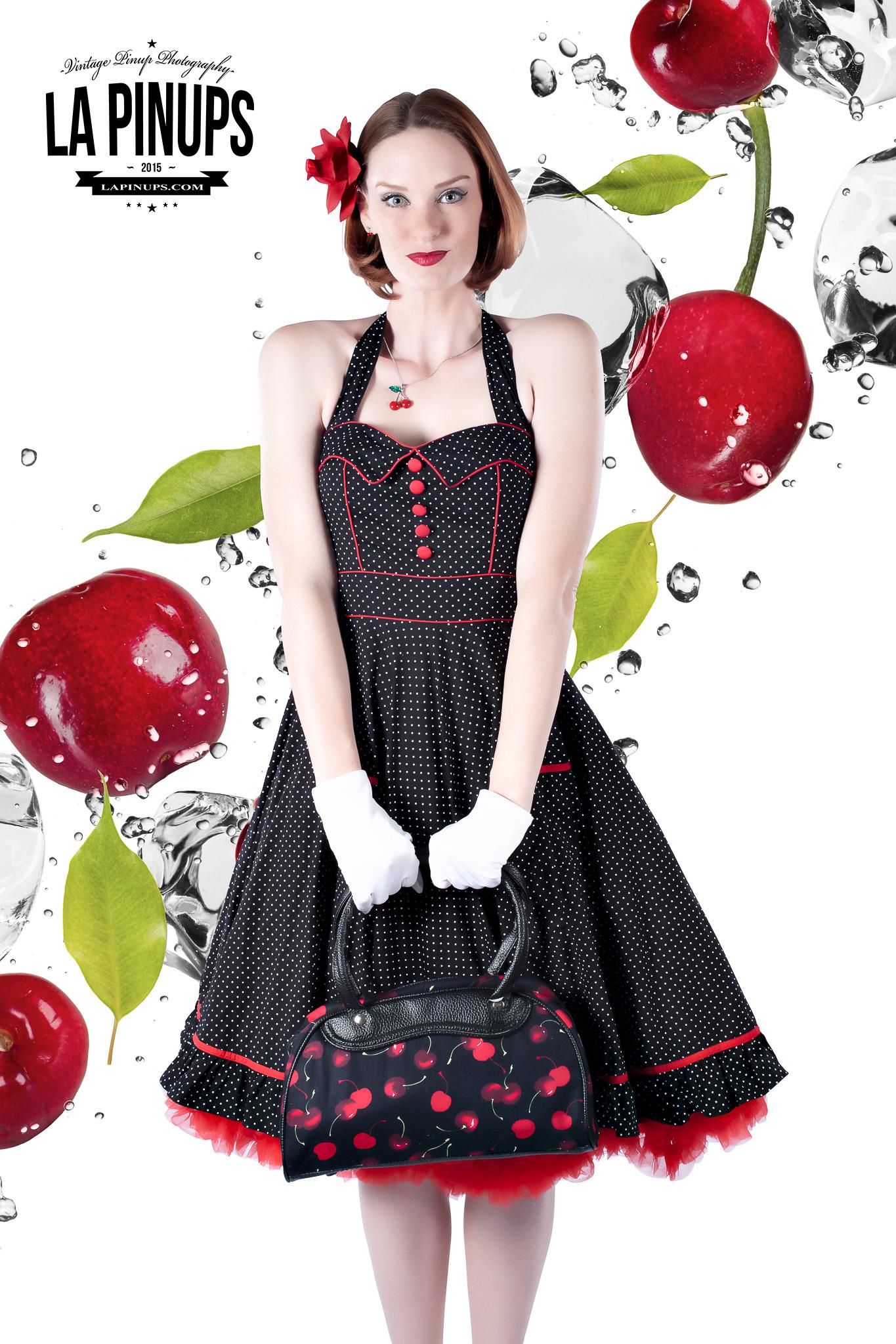 "Print #1 ""Cherries"" - 8x10 Size, $10"
