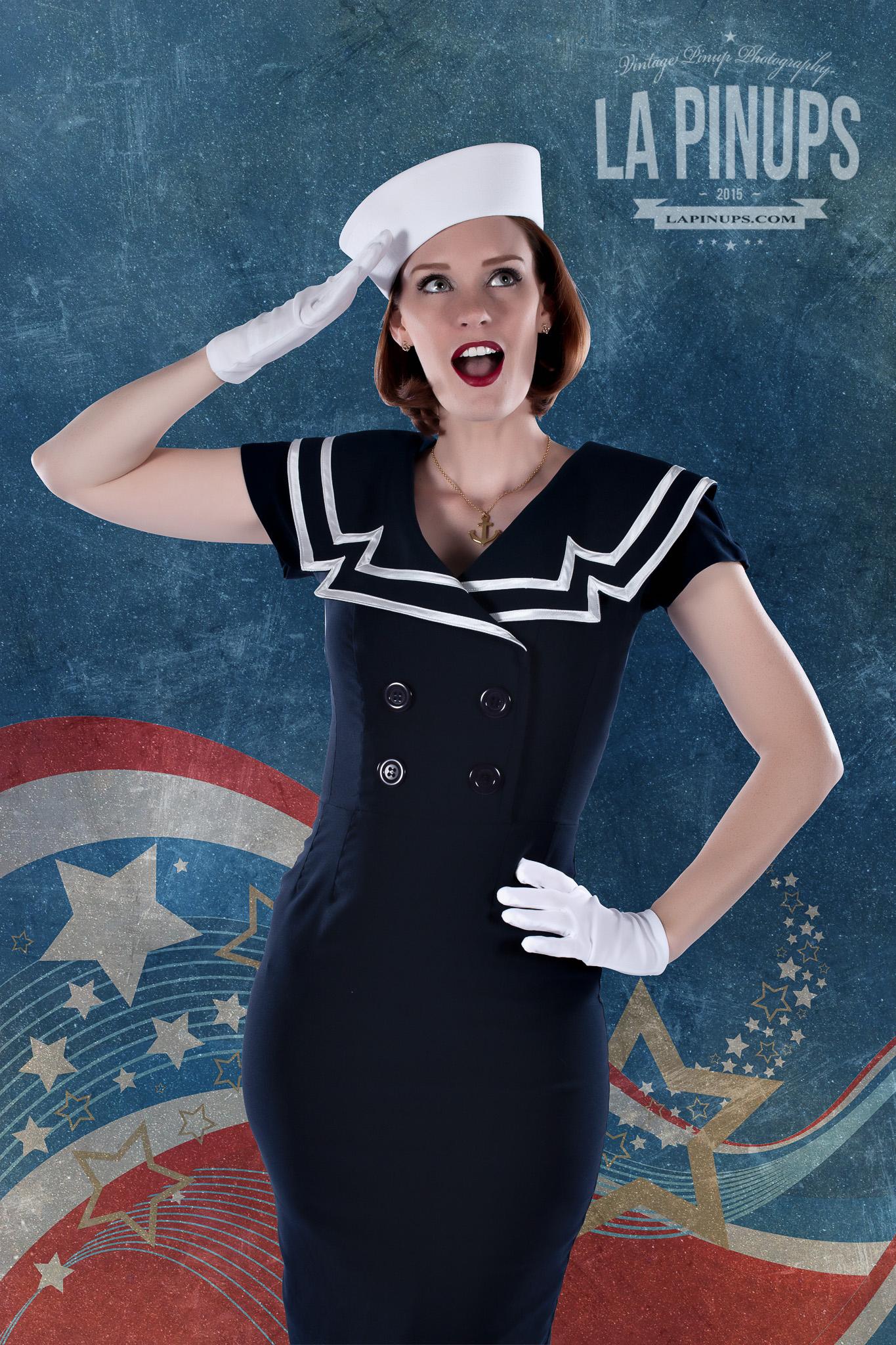 """Print #6 """"Sailor"""" - 8x10 Size, $10"""