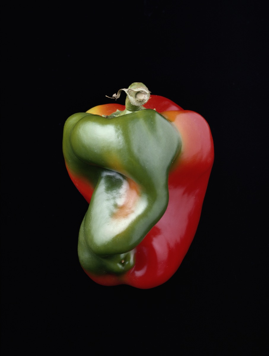 Green/Red Pepper