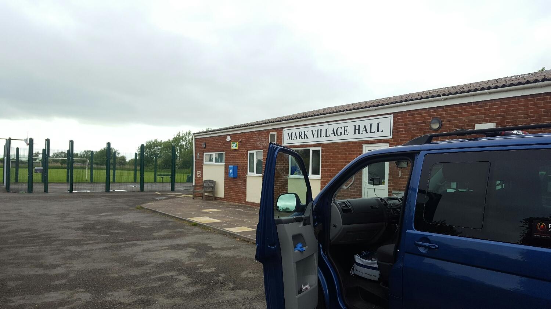Mark Village Hall Bridgewater Somerset